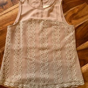 Greylin Leila Lace Top